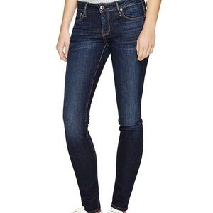 Paradise Mine Low Rise Skinny Jeans